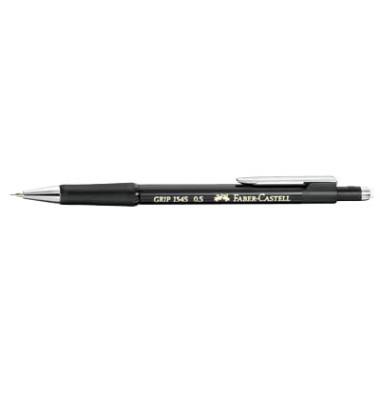 Druckbleistift TK-Fine Grip schwarz 0,5mm 1345