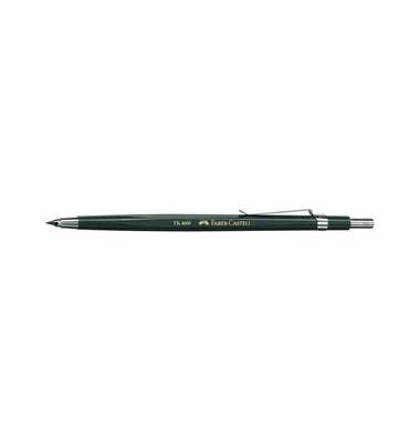 Fallminen Bleistift nachfüllbar HB grün TK 4600