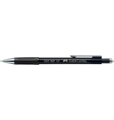 Druckbleistift TK-Fine Grip schwarz 0,7 mm 1347