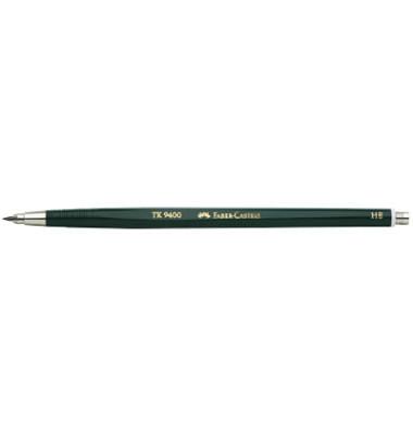 Fallminenstift TK 9400 139400 dunkelgrün 2,0mm HB