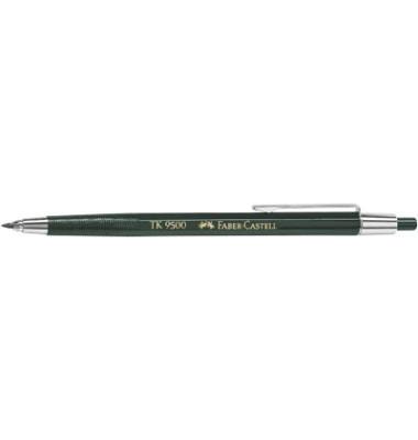 Fallminenstift TK 9500 2mm HB m. Clip