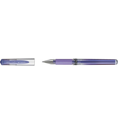 Gelschreiber Signo broad UM 153 violettmetallic 0,6 mm