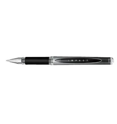 Gelschreiber IMPACT UM-153S schwarz 0,6 mm