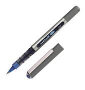 Tintenroller eye fine UB-157 silber/blau 0,4 mm