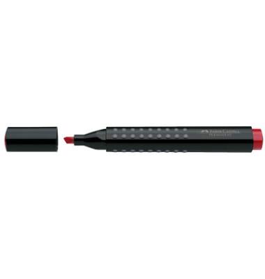 Permanentmarker Grip 1503 rot 1-5mm Keilspitze