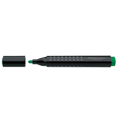 Permanentmarker Grip 1504 grün 2mm Rundspitze