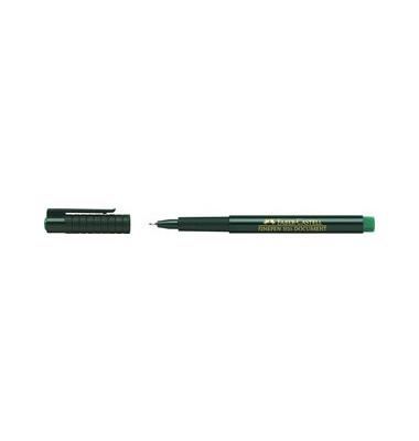 Fineliner Finepen 1511 grün 0,4 mm