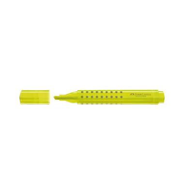Textmarker Grip 1543 Textliner gelb 1-5mm Keilspitze