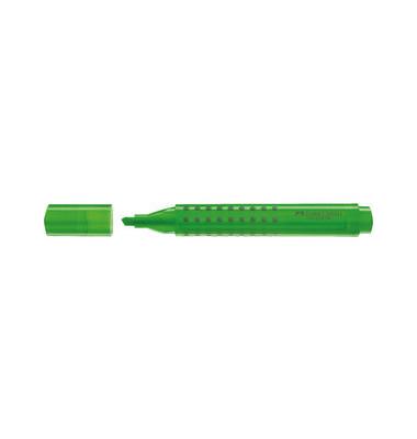 Textmarker Grip 1543 Textliner grün 1-5mm Keilspitze