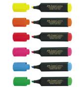 Textmarker Textliner 48 Refill 6er Etui sortiert 1-5 mm Keilspitze
