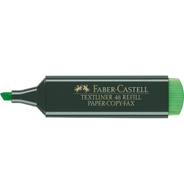Textmarker 1548 Textliner grün 1-5mm Keilspitze