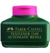 Nachfüllfarbe für Textliner 48 rosa 25 ml