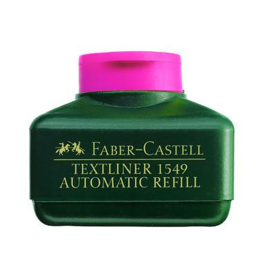 Nachfüllfarbe für Textliner 48 rosa 30 ml