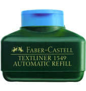Nachfüllfarbe für Textliner 48 blau 25 ml