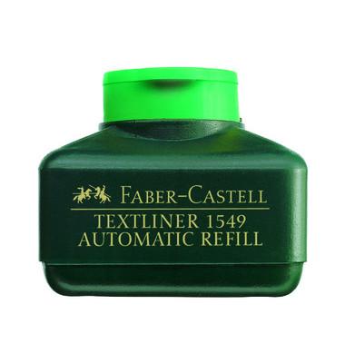 Nachfüllfarbe für Textliner 48 grün 25 ml