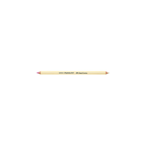 doppelseitig Faber-Castell 185712 Radierstift Perfection 7057