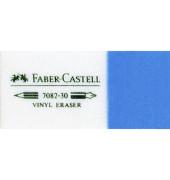 Radiergummi 42 x 19 x 12mm 7082-30 weiß/blau