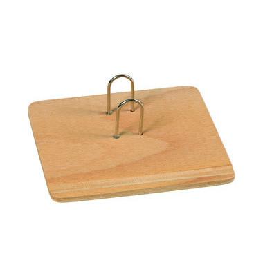 Kalendergestell Holz klein 18,5x15,5cm o.Inhalt