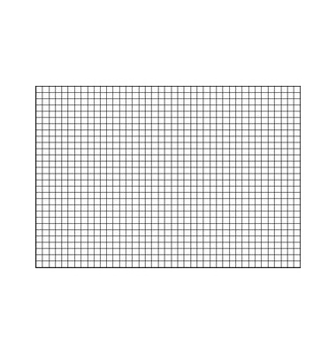 Karteikarten 22702 A7 kariert 190g weiß 100 Stück