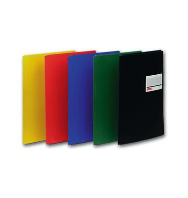 Sammelmappe 10-47 016 02, A2 Karton, farbig sortiert