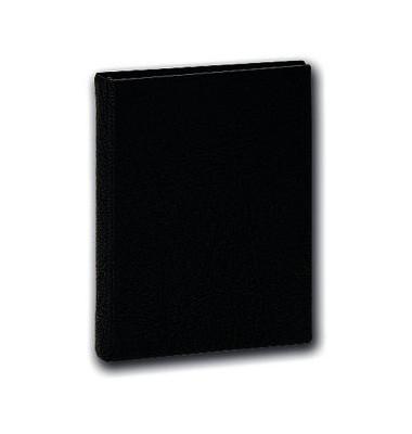 Ringbuch 106521090 A6 schwarz 4-Ring Ø 11mm Kunststoff