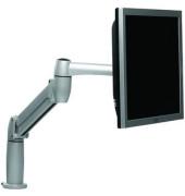Monitorschwenkarm für LCDschirm bis 8kg silber