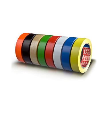Klebeband PVC 4104 grün 50mm x 66m 3 Rollen