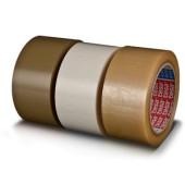 Packband tesapack 4124, PVC, sk, 50mmx1.000m, chamois