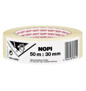 Kreppband 55511-00000 30mm x 50m beige ablösbar