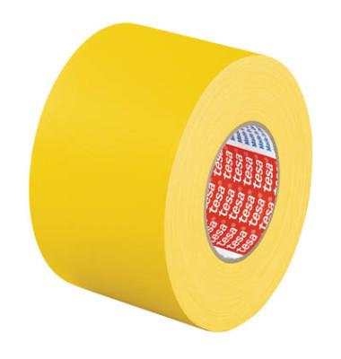 Gewebeband Premium gelb 25mmx50m