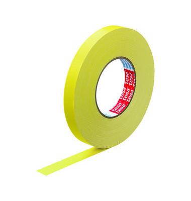 Gewebeband Premium 4651 50mm x 50m gelb