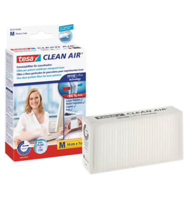 Feinstaubfilter für Laserdrucker Größe M 140x70mm CleanAir