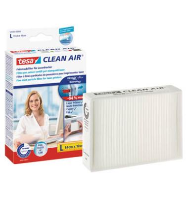 Feinstaubfilter für Laserdrucker Größe L 140x100mm CleanAir