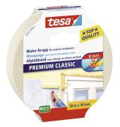 Kreppband 05282-00011 Premium Classic 30mm x 50m beige ablösbar