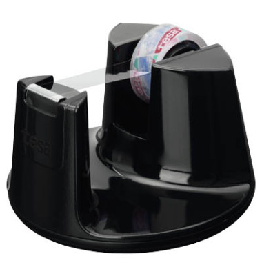 Tischabroller Easy Cut Compact schwarz 19mm x 10m ink.1 Ro