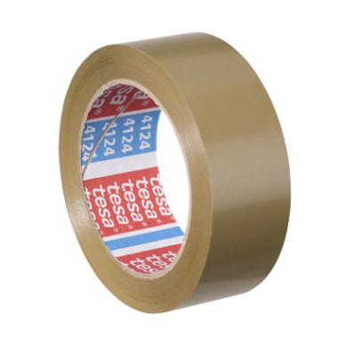 Tesa Packband Ultra Strong 5717 38mm x 66m braun PVC