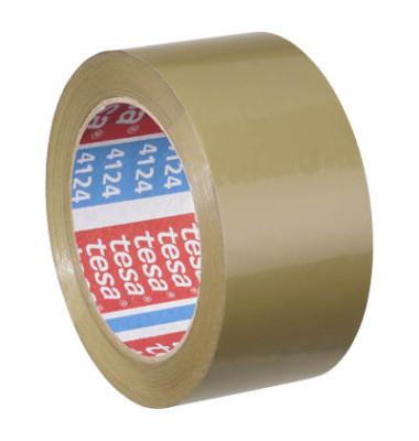 Packband 4124 Ultra Strong 50mm x 66m braun PVC