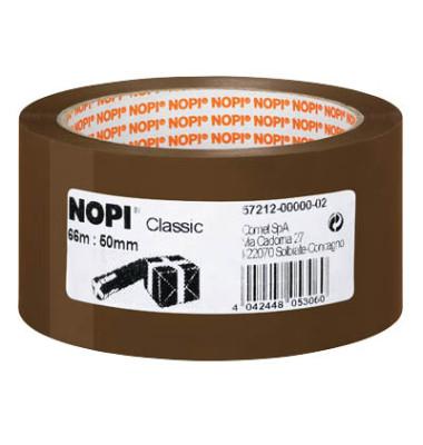 Packband 5721 50mm x 66m braun PP