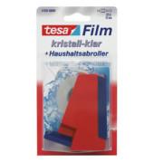 Tischabroller bis 19mm x 33m gefüllt rot/blau