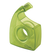 Handabroller Easy Cut ecoLogo bis 19mm x 33m leer grün