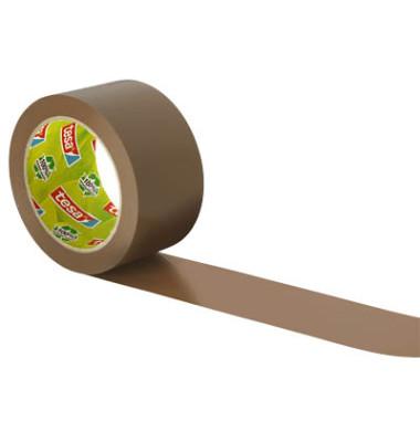 Packband tesapack Eco Strong braun 50mm x 66m