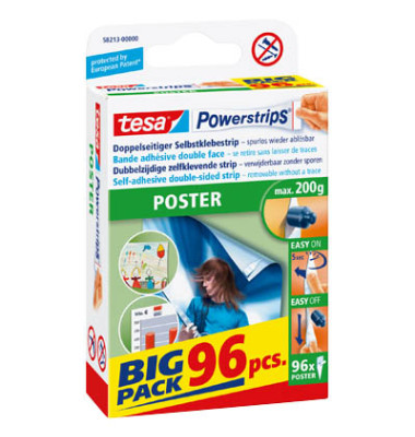 Powerstrips Poster 96 St