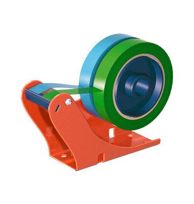 Tischabroller Universal 66m x 50mm oder 2 x 25mm leer rot