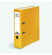 S80 gelb Ordner A4 80mm breit