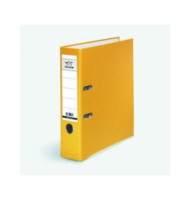 09984048 gelb Ordner A4 80mm breit