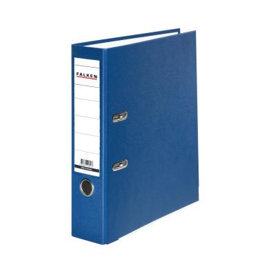 S80 blau Ordner A4 80mm breit