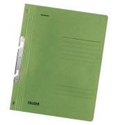 Einhakhefter voller VD grün A4 kfm.Heft