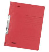 Einhakhefter A4 rot voller Vorderdeckel rot A4 kaufmännische Heftung