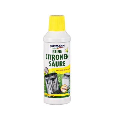 Entkalker Reine Citronensäure flüssig Flasche 500 ml