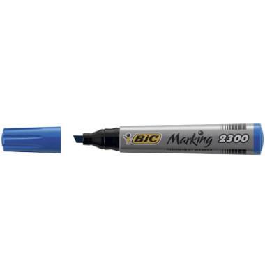 Permanentmarker Marking 2300 blau 3,7-5,5mm Keilspitze
